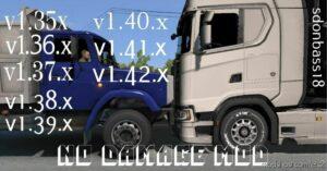 NO Damage V5.2 for Euro Truck Simulator 2