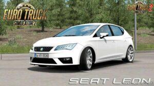 Seat Leon V1.8.1 [1.42] for Euro Truck Simulator 2