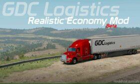 Realistic Economy Mod Beta for American Truck Simulator