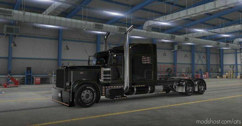 Rezbilt 389 Truck V1.1 for American Truck Simulator