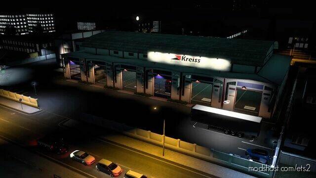 Kreiss Garage OLD [1.42] for Euro Truck Simulator 2