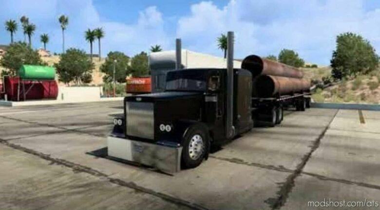 CAT 3406B Straight Pipe Sound for American Truck Simulator