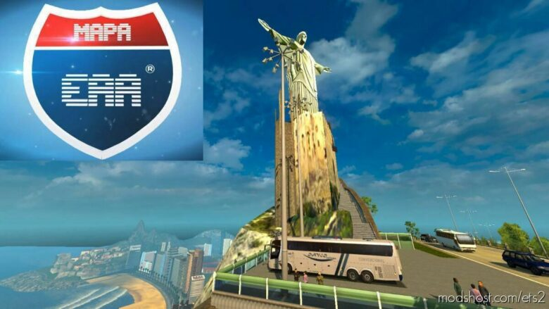 EAA Map V6.3 [1.42] for Euro Truck Simulator 2