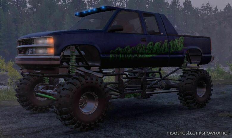 Console Friendly Mega Truck V2.0.0 for SnowRunner