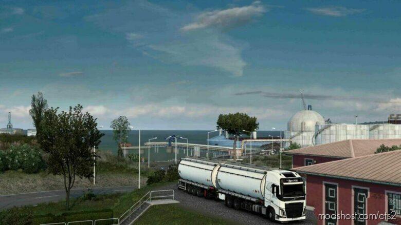 Projectng Rebuild + FIX V2.0 for Euro Truck Simulator 2