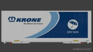 Krone Swap Body Pack (MOD Dependency) V1.2 [1.42] for Euro Truck Simulator 2