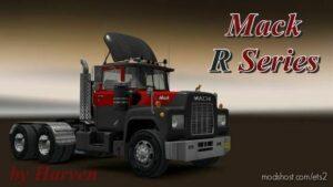 Mack R Series Truck V1.8.2 By Harven [1.42] for Euro Truck Simulator 2