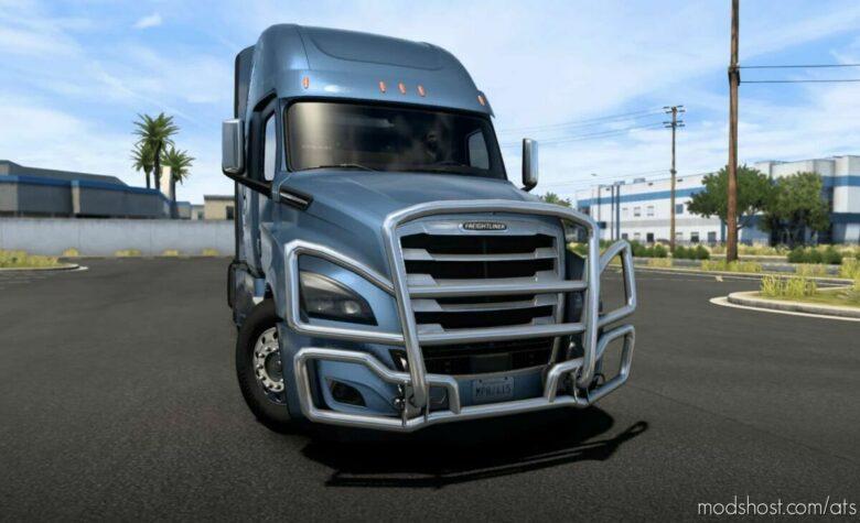 Freightliner Bull Bars [1.42] for American Truck Simulator