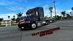 Freightliner RIM Addon Pack For Smarty's Wheel Pack for American Truck Simulator
