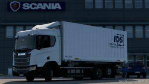 Swap Body Carrier Chassis Pack V1.2 [1.42] for Euro Truck Simulator 2
