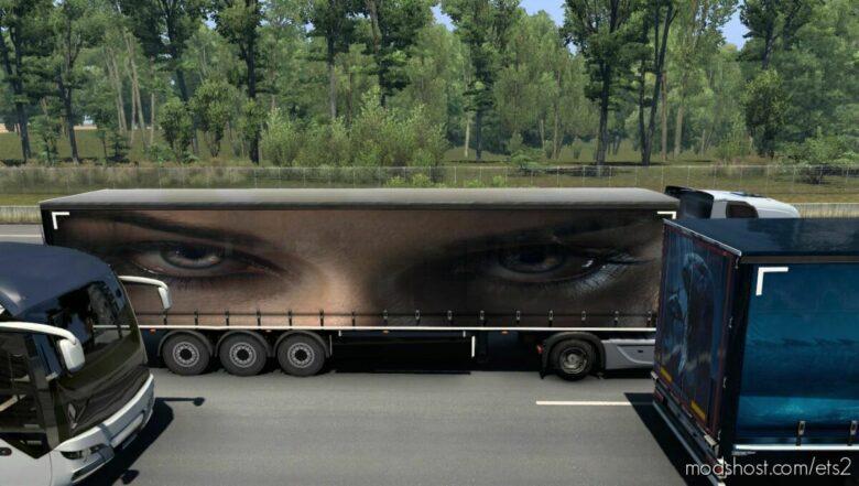 AI Trailers Pack Evolution V1.1 [1.42] for Euro Truck Simulator 2