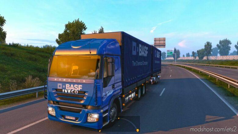 Tandem Traffic Pack [1.42] for Euro Truck Simulator 2