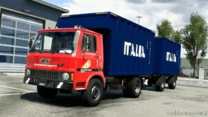 Fiat 50 NC V1.2 [1.42] for Euro Truck Simulator 2
