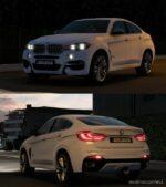 BMW X6 M F16 V2.2 [1.42] for Euro Truck Simulator 2