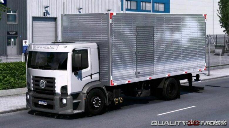 Volkswagen Constellation BAU V1.2 [1.42] for Euro Truck Simulator 2