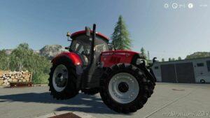 Case IH Maxxum 110 CVX for Farming Simulator 19