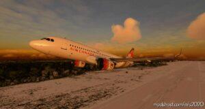 AIR Canada Grayback Livery (Fictional) – Asobo A320Neo V2.0 for Microsoft Flight Simulator 2020
