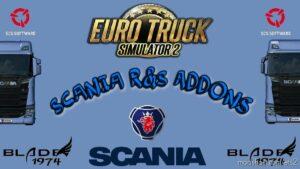 Scania R-S Addons V5.8 [1.41 – 1.42] for Euro Truck Simulator 2